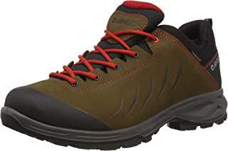 Hi-Tec Men's Palermo Lite Luxe Wp Walking Shoe