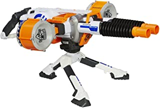 Nerf Hasbro N-Strike Elite Strongarm - Lanzador de Dardos
