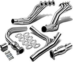 For Ford F-150 RWD 5.4L High Performance Stainless Steel Long Tube Exhaust Header + Y-Pipe