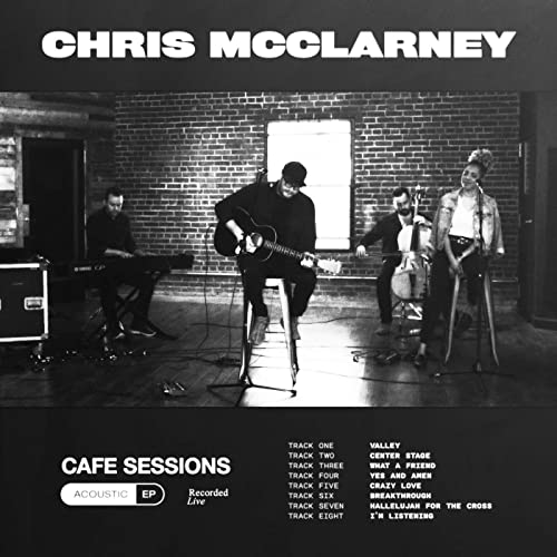 Chris McClarney - Cafe Sessions (2020)