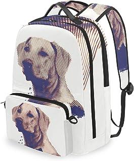 Mochila con bolsa cruzada desmontable, juego de mochila para perros, senderismo, camping, mochila para viajes, senderismo, camping