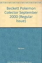 Beckett Pokemon Colector September 2000 (Regular Issue)