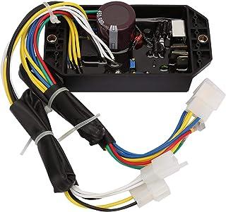 KI-DAVR 50S3 AVR automatyczny regulator napięcia, regulator napięcia z regulacją PID, regulator napięcia do generatora tró...