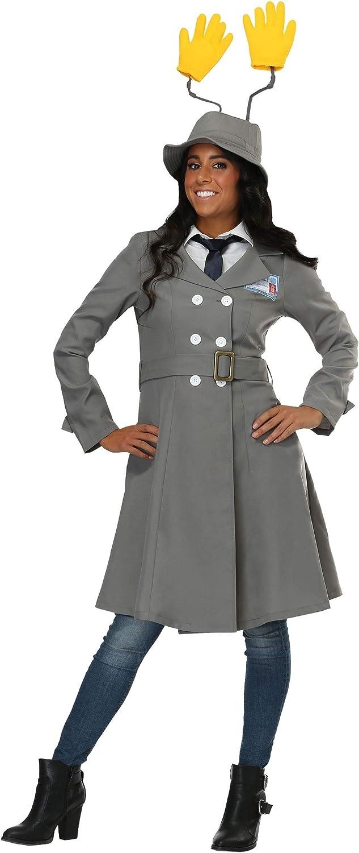 Inspector Gadget Womens Regular discount Fees free Costume