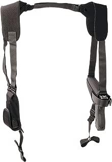 Best nylon horizontal shoulder holster Reviews