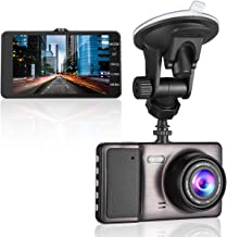 Dash Cam, Ssontong 1080P Car DVR Dashboard Camera Full HD 4