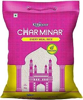 Charminar Everymeal Mogra Basmati Rice 5kg | Broken Rice