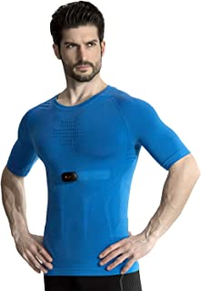 heart rate monitor t shirt