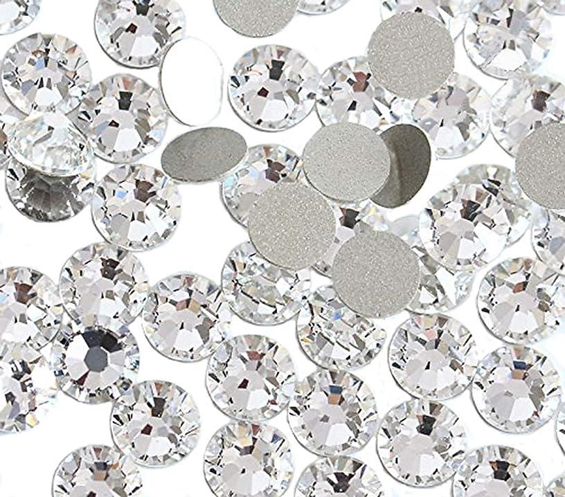 Jollin Crystal FlatBack Rhinestones For Nail Art Glue Fix 4.0mm SS16(1440pcs)