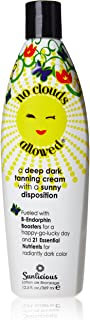 Synergy Tan No Clouds Allowed Deep Dark Tanning Cream 369ml