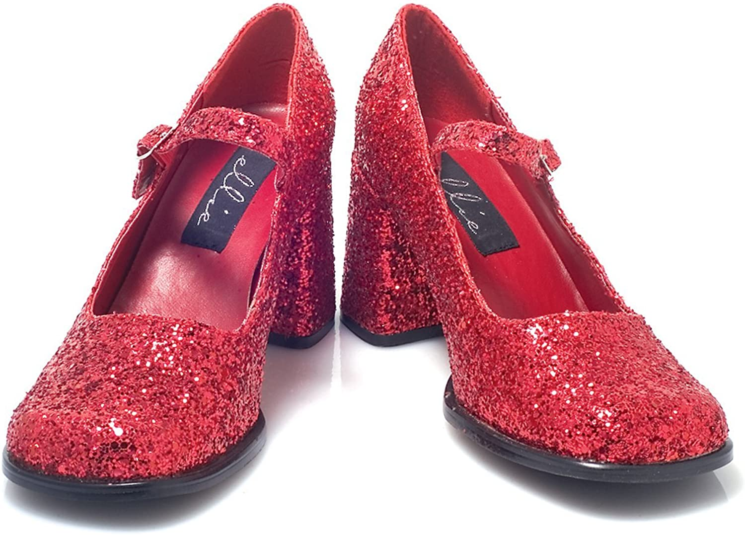 Eden G Red Costume shoes - Size 8