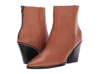 Dolce Vita Issa (Cognac Leather) Women