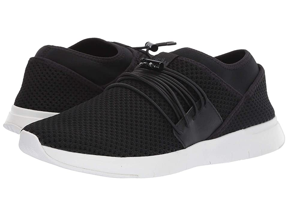 8d7270bb3 FitFlop Air Mesh Lace-Up (Black White) Women s Shoes. On sale ...
