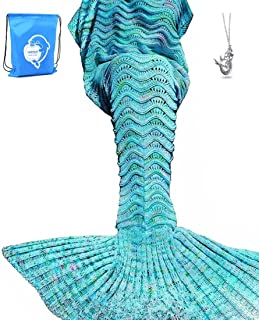 Best crochet mermaid sleeping bag Reviews