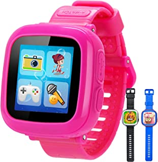 GBD Game Smart Watch for Kids Toddlers Girls Boys Age 3- 12 Years Xmas Holiday Birthday Gifts Wrist Watch with 1.5