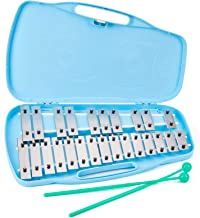 Silverstar Professional Glockenspiel 25 note Xylophone kids musical instrument Percussion instruments Xylophone Instruments