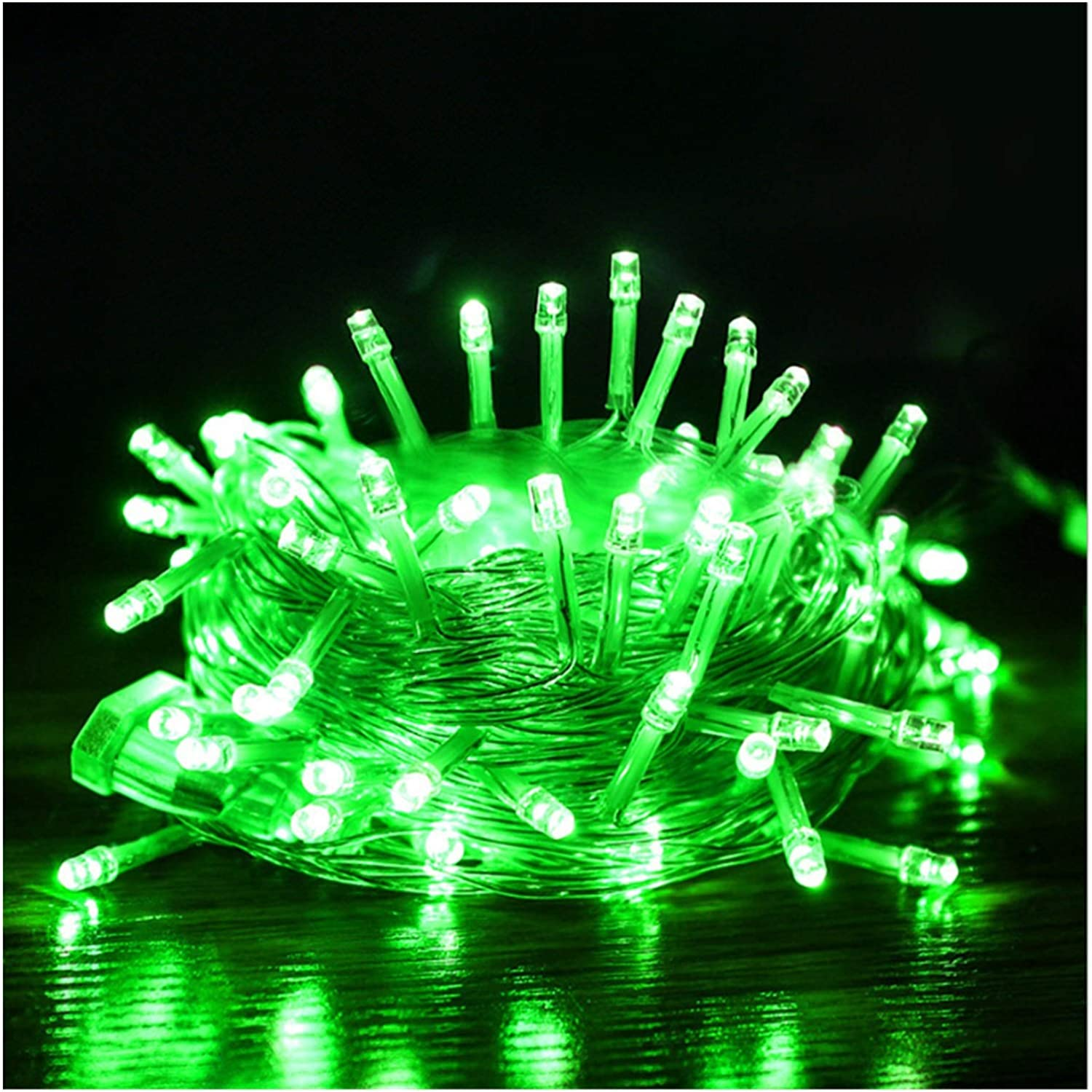 LIUPENGWEI Bargain LED Courier shipping free Fairy String Lights 10M~600M Mod 8 100LED~6000LED