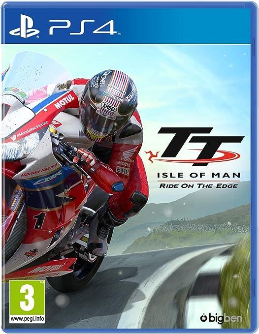TT Isle Of Man: Ride On The Edge - Versión Española