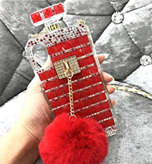 Losin Perfume Case Compatible with Apple iPhone 7 Plus/iPhone 8 Plus 5.