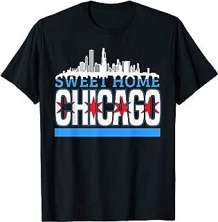 Sweet Home Chicago Souvenir T-shirt