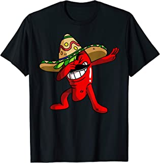 Dabbing Chili Pepper Shirt, Chili Today Hot Tamale T-shirt