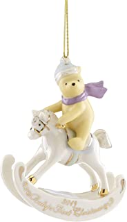 Best disney ornament baby's first christmas Reviews