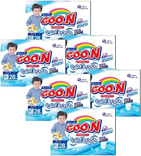 GOO.N JV Pants for Boy, XXL28 (Pack of 6)