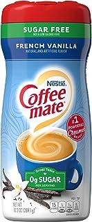 Coffee-Mate Coffee Creamer Sugar Free French Vanilla, Pack of 6