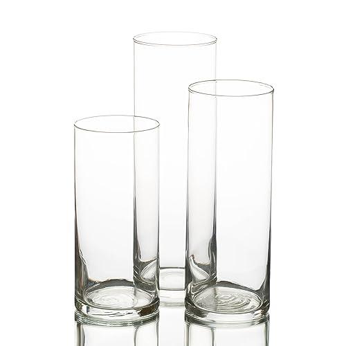 Bulk Flower Vases Amazon Com