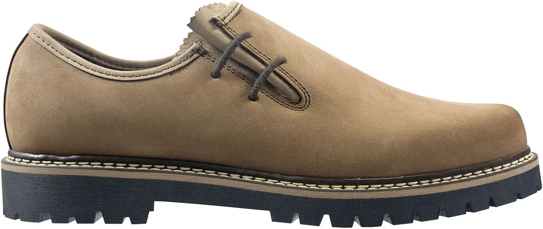 SCHAPURO 10133-671 Herren Schuhe Premium Qualitt Trachten Schnürer