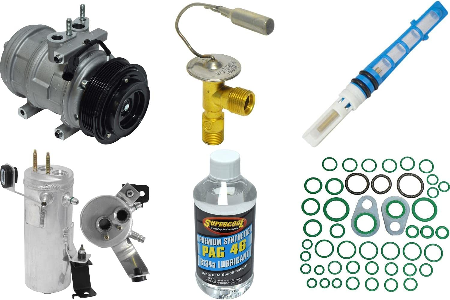 New Ranking TOP4 A New Orleans Mall C Compressor and for Explorer Component Kit