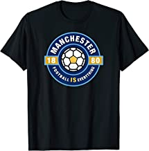 Football Is Everything - City Of Manchester Retro - T-Shirt