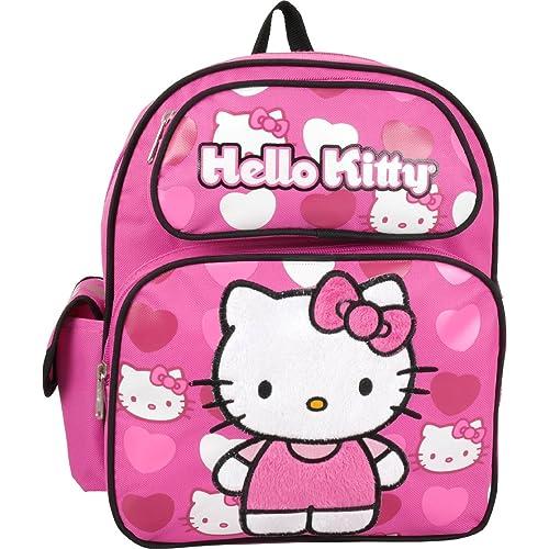 f4e4996fbc2b Sanrio Girls Hello Kitty Heart 12