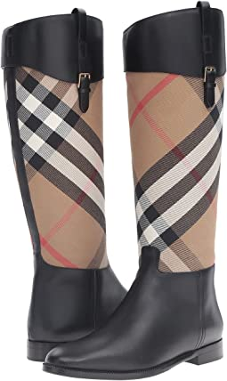 burberry boot socks