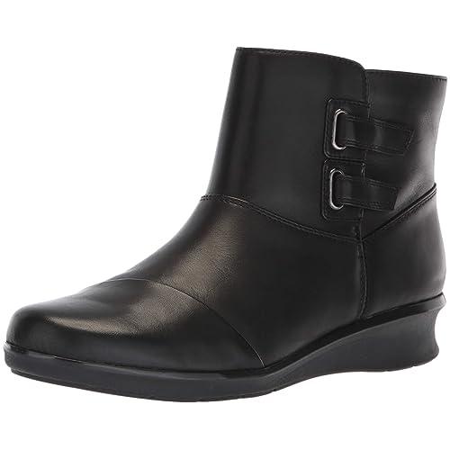 ae5ea49a6a22 Women s Soft Leather Boots  Amazon.com