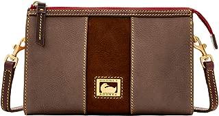 Dooney & Bourke Florentine Suede Janine Crossbody Shoulder Bag