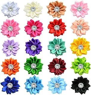 Amazon.es: Flores De Tela Para Ropa