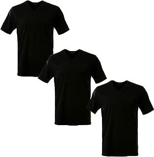 nylon v neck t shirt
