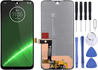 FunAdd LCD Display Replacement Parts LCD Screen and Digitizer Full Assembly Compatible for Motorola Moto G7 Plus Mobile Ph...