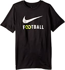 Dry Football T-Shirt (Little Kids/Big Kids)