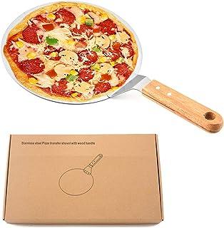 Verdelife Pala per Pizza Pala per Pizza in Alluminio Pieghevole Rimovibile Pala da Forno per Pizza Pala in Alluminio per Pizza per La Casa