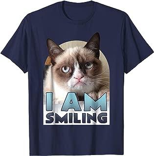 I Am Smiling Sarcastic Graphic T-Shirt
