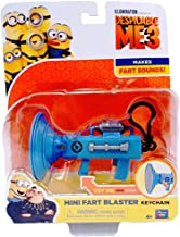 Thinkway Toys Despicable Me 3 - Mini Fart Blaster Keychain