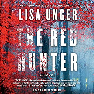The Red Hunter audiobook cover art