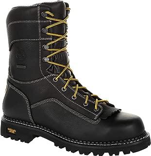 Georgia Boot Men's Low Heel Logger 9