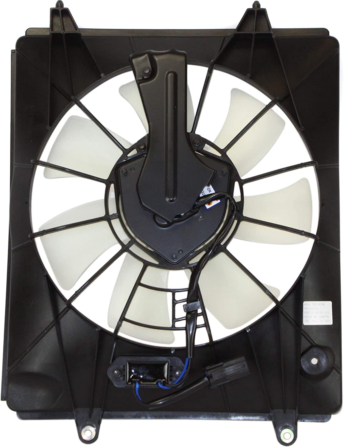 Garage-Pro Cooling Fan Assembly Compatible HONDA CR-V 40% OFF Cheap Sale Cheap bargain with 2010-