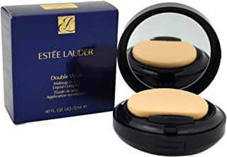 Estee Lauder Double Wear Makeup To Go Liquid Compact - 4N1 Shell Beige for Women - 0.40 oz