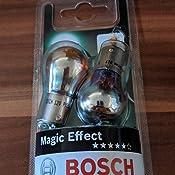 Bosch Autolampe Py21w Magic Effekt 12v 21w Doppelpack Auto