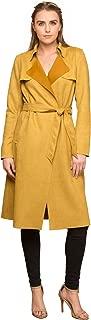 mustard duster jacket