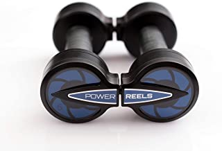 POWER REELS Amazon`s #1 Best Portable Fitness Product The Best, Most Effective Resistance Exercise Product. Home Gym Workout : Abs, Core, Arms, Legs, Chest, Back, Shoulders.